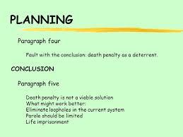 conclusion death penalty essay Kundalinibook