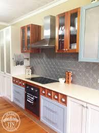 Kitchen Tiles And Splashbacks Kitchen Splashbacks Metal Splashback Gallery And Designs