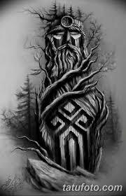 славянские тату эскизы мужские 09032019 003 Tattoo Sketches