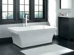 freestanding tubs under 60 inches freestanding tub inch air bathtub best