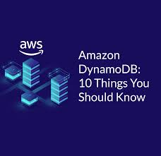 Aws Dynamodb Design Amazon Dynamodb What It Is And What You Really Should Know