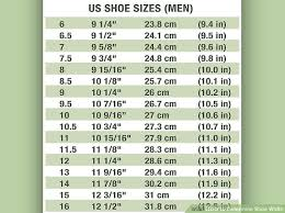 Healthy Feet Com Sizing Charts How To Determine Shoe Width 13 Steps With Pictures Wikihow