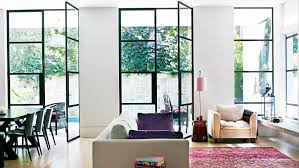 black-frame windows & doors: getting them right