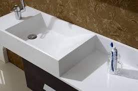 modern bathroom sink. Modern Bathroom Sinks White Sink