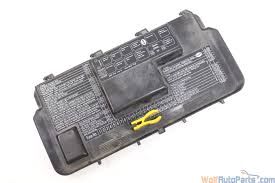92 95 audi 90 b4 2 8l relay fuse box cover 8a0941801 156836 relay fuse box cover 8a0941801