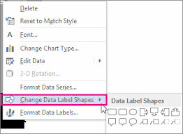 How To Change Chart Style In Excel 2013 Change The Format Of Data Labels In A Chart Office Support