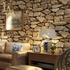 vintage 3d brick stone wallpaper for walls home wall paper rolls for restaurant bedroom living room