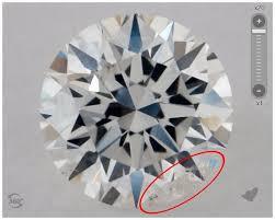 Diamond Clarity Chart I1 I1 Diamond Best Diamond Clarity On A Budget
