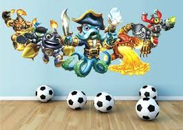 Skylander Bedroom Decor Kids Rooms Skylanders Giants Bedroom Decor