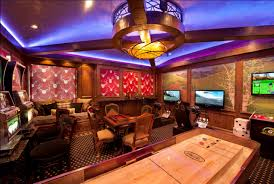 game room lighting ideas. Fun-game-room-decorating-ideas-LED Lighting - Creative Game Room Ideas R