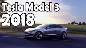 2018 tesla review. contemporary tesla 2018 tesla model 3 electric all wheel drive exterior review and tesla review