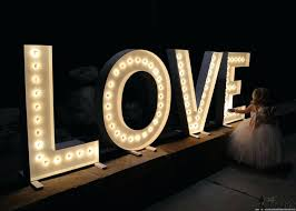 giant wooden letters these are so cute for a wedding and make big statement love marquee letters oversized wooden letters canada