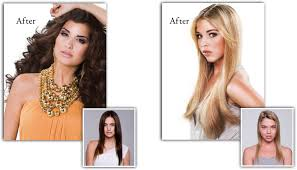 Dream Catchers Hair Extensions Before And After Lee Anthony Salon Dreamcatchers 52