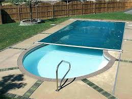 retractable pool fence automatic covers cover glass po automatic retractable pool covers