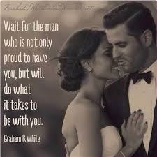 Quotes For Couples Interesting Wait For The Right Man Love Love Quotes Quotes Couples Quote Couple