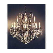 elegant iron and crystal chandelier iron and crystal chandelier modern home decor inspiration