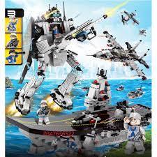 728 CHI TIẾT] BỘ ĐỒ CHƠI XẾP HÌNH LEGO CHIẾN HẠM, LEGO OTO, LEGO ROBOT, LEGO  Máy BAY, LEGO CITY, LEGO TÀU SÂN BAY tốt giá rẻ