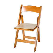impressing white wooden folding chairs of white wood folding chair with padded seat