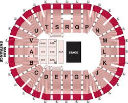 Alpine Valley Detailed Seating Chart With Seat Numbers Seating Charts Viejas Arena Official Website