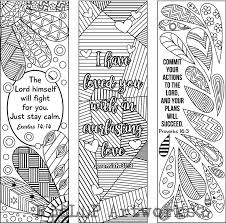 Printable Colour In Bookmarksllll