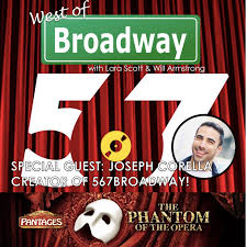 The West Of Broadway Podcast Chats Phantom Tour Sherlock