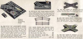 lionel track switch wiring diagram lionel image lionel electric toy train track identification guide on lionel track switch wiring diagram