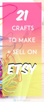 Craft Ideas To Make Money At Home Uk