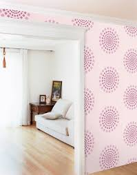 modern circle wallpaper self adhesive vinyl home depot