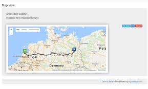 google maps draw module by nlybe  codecanyon