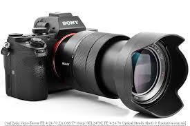 Review of <b>Carl Zeiss Vario</b>-<b>Tessar</b> FE 4 / 24-70 ZA OSS T * (<b>Sony</b> ...