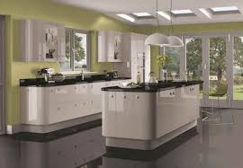 Modern Kitchen Flooring High Gloss Kitchen Floor Tiles