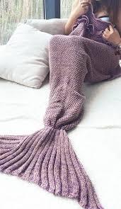 Mermaid Blanket Crochet Pattern Custom Crochet Mermaid Blanket Tutorial Youtube Video DIY