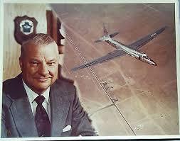 Kelly Johnson Aircraft Designer Autograph 'Rare' U-2 & SR-71 Spy Planes,  P-38   #1482003085