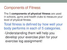 Ppt Components Of Fitness Powerpoint Presentation Id 1926779