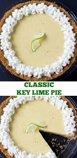 Best Pie Recipes Best 25 Lime Pie Recipe Ideas On Pinterest Key Lime Pie Lime