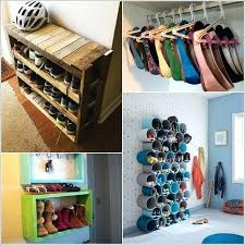 budget friendly shoe storage ideas decorating shoes for in small closet storage ideas for shoes in small closet