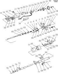 60 steering column diagram the 1947 1962 Chevy C10 Steering Column Wiring Diagram Wiring Diagram for 1962 Chevy