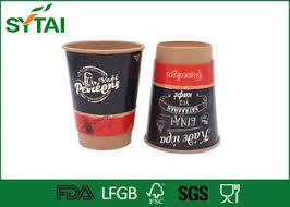 Black <b>Environmentally</b> Friendly <b>Disposable Cups</b> , <b>Food Grade</b> ...