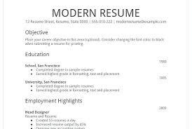 Google Doc Resume Template Modern Google Drive Resume Thrifdecorblog Com