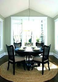 best rug for under dining table rug under round dining table carpet best rugs for room