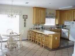 u shaped kitchen backsplash