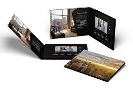 Video Marketing Brochure Canada, Video Mailer Marketing Canada