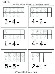 Free Frame Worksheets For Kindergarten The Number Before And ...