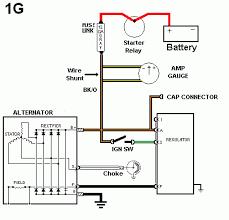 83 mustang alternator not charging ford mustang forum 1966 mustang alternator wiring diagram at Mustang Alternator Wiring Diagram