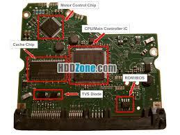 hard drive pcb components hddzone com hard drive pcb components i
