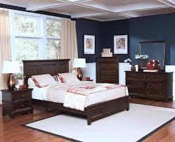 New Classic Bedroom Furniture New Classic Prescott Panel Bedroom Set In Sable 00 181