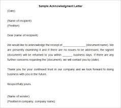 Resume Acknowledgement Letters Euthanasiaessays Web Fc2 Com
