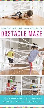 best active indoor activities for kids fun gross motor games and creative ideas for winter