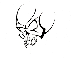 Check out our tattoo skull simple selection for the very best in unique or custom, handmade pieces from our shops. Free Skull Tattoo Designs To Print Tribal Skull Simple Skull Skull Sketch