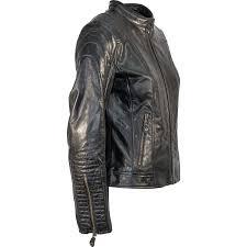 sentinel richa lausanne las leather motorcycle jacket